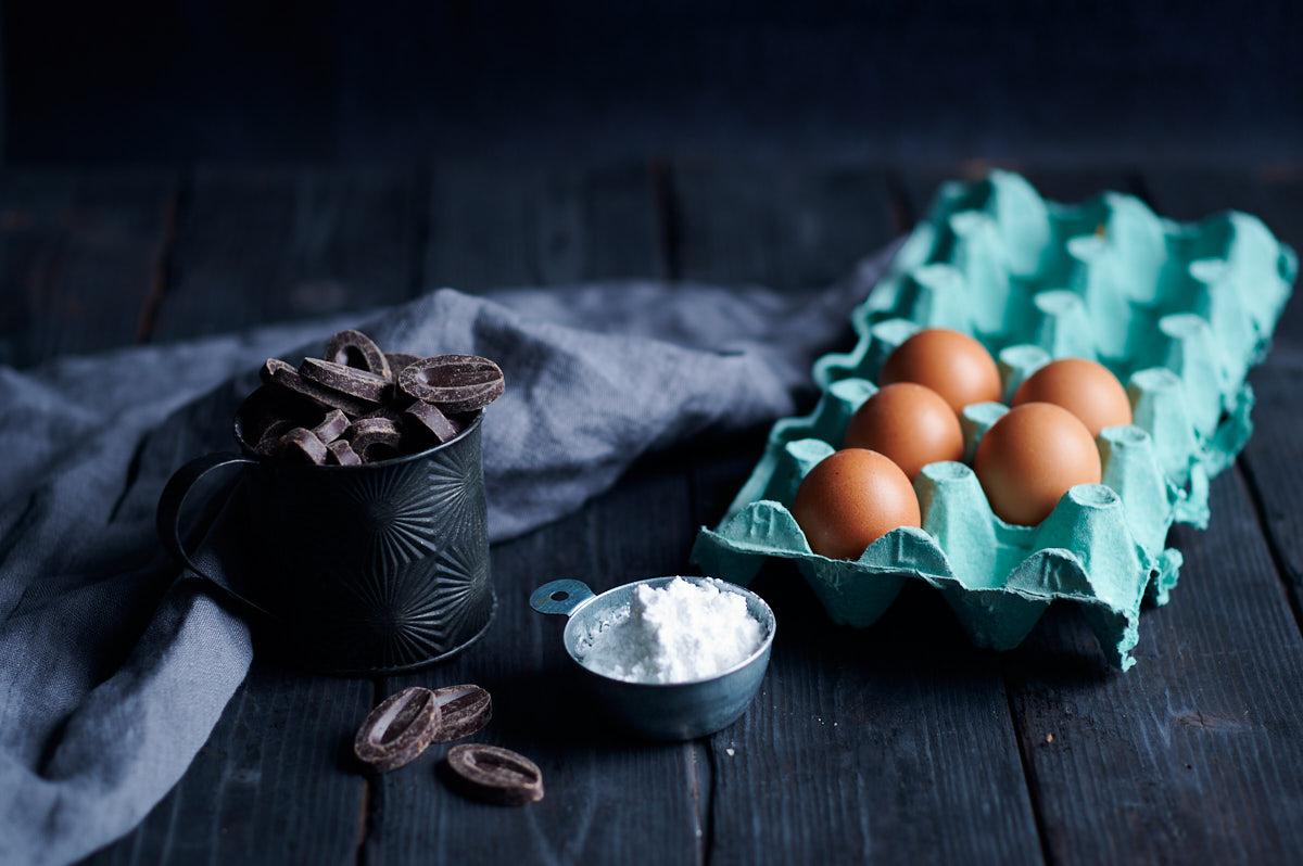 mousse au chocolat ingrédients