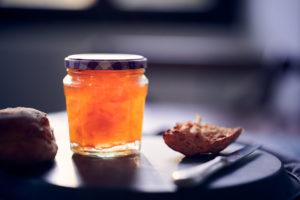 marmelade yuzu & main de Bouddha
