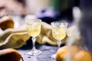 recette de Limoncello maison aux trois agrumes