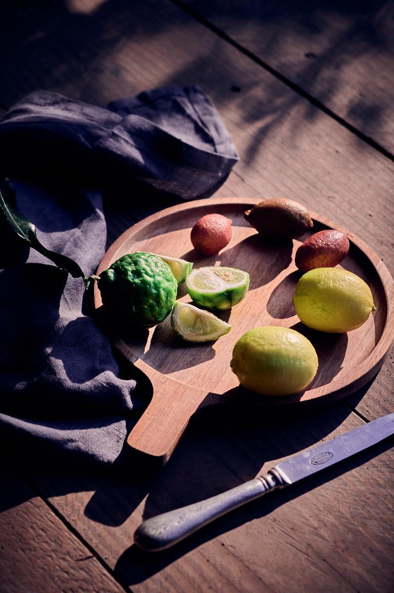 tarte agrumes ingrédients