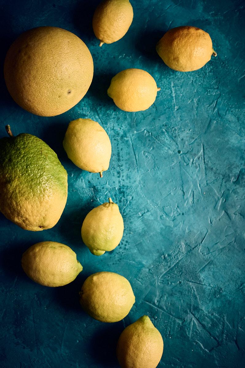 agrumes limoncello