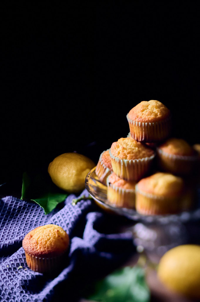 moelleux citron bergamote