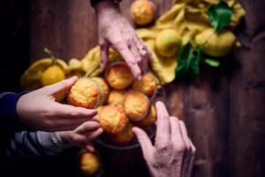 recette moelleux citron bergamote