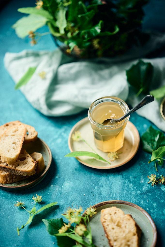 recette avec les fleurs de tilleul