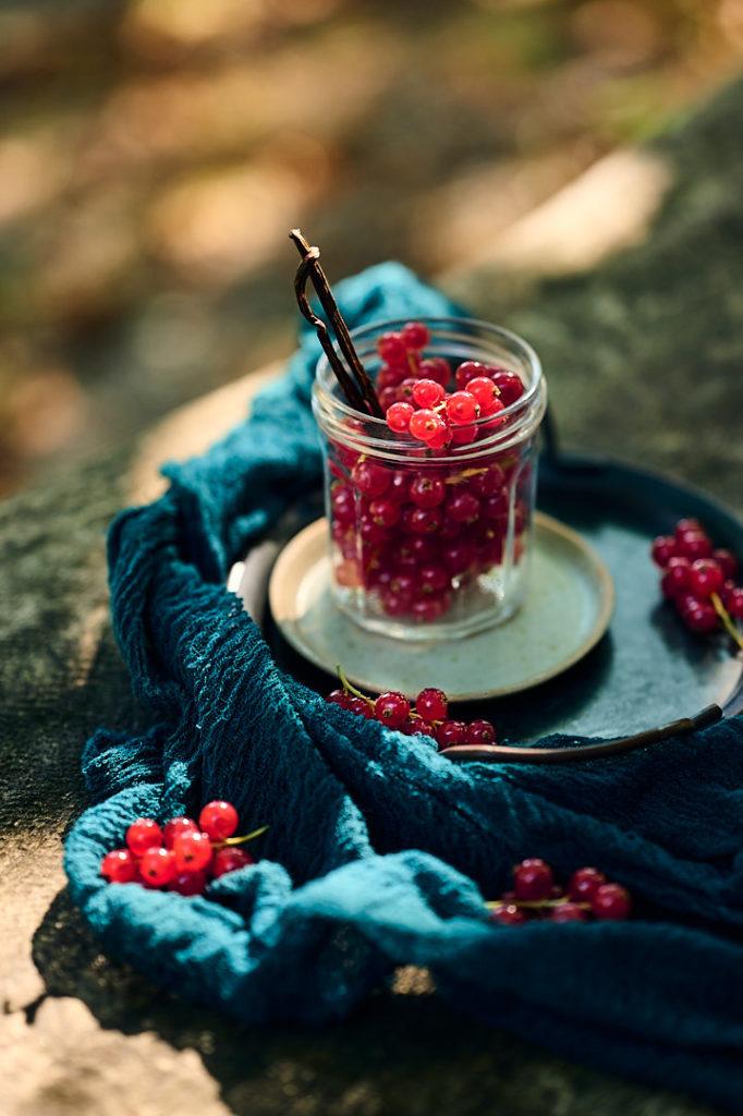 recette de gelée maison aux groseilles